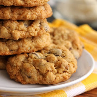 Coconut-Nut Chocolate Chip Oatmeal Cookies
