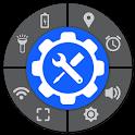 Shortcutter - Quick Settings, Shortcuts & Widgets icon