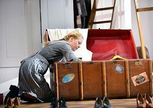 Photo: Wien/  Theater in der Josefstadt: AM ZIEL von Thomas Bernhard. Premiere am 12.3.2015. Therese Lohner. Foto: Barbara Zeininger.