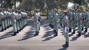 La Brigada de La Legión conmemora su centenario.