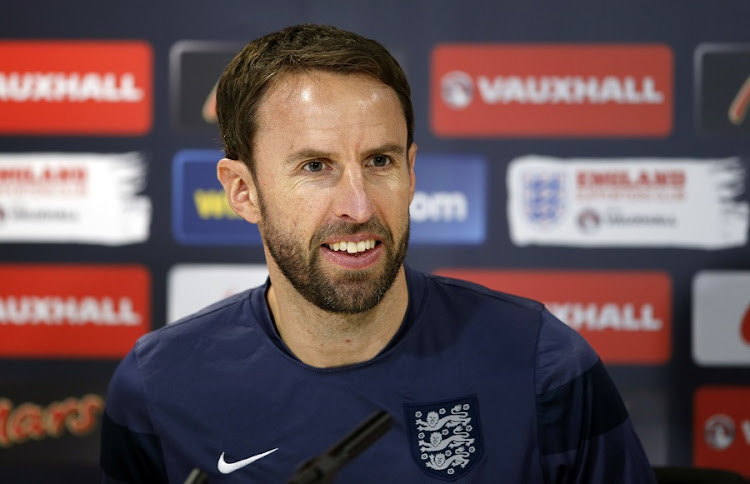 Gareth Southgate. Picture: BACKPAGE PIX/JOHN SIBLEY