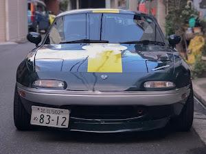 ロードスター NA6CE Vスペシャル 1990年式のカスタム事例画像 C3ピヨさんの2018年08月15日19:38の投稿