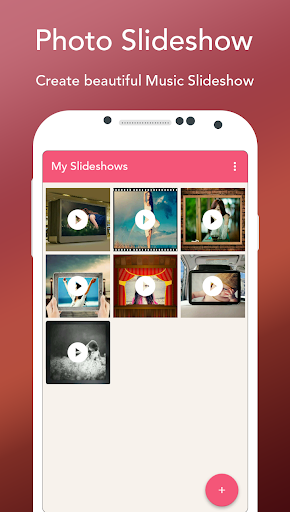 Photo Slideshow with Music - Song Movie Maker 14.0 screenshots 1