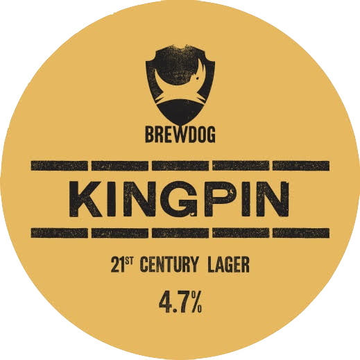 Logo of Brewdog Kingpin
