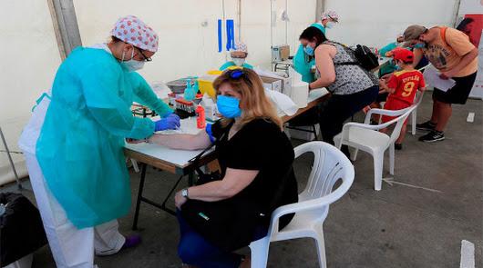 """El número """"real"""" de infectados por covid en España es de tres millones"""