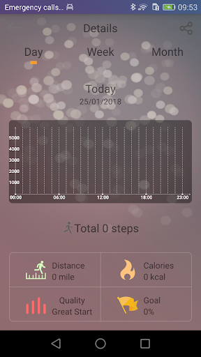 iTECH Activity Tracker 1.0.3 screenshots 3