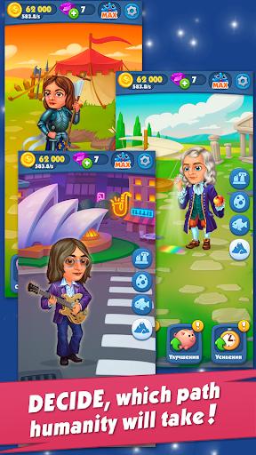 Game of Evolution: Idle Clicker & Merge Life 1.2.1 screenshots 5