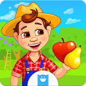 Garden Game for Kids icon