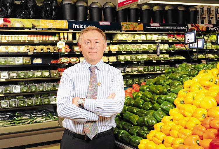 Pick n Pay CEO Richard Brasher. Picture: SUPPLIED