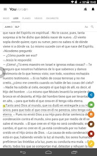 Biblia: miniatura de captura de pantalla