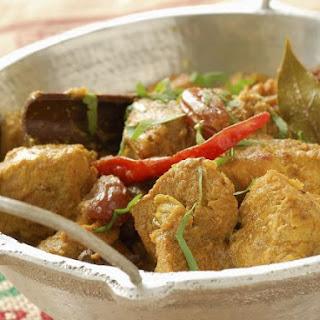 Tamarind Curried Pork Recipe