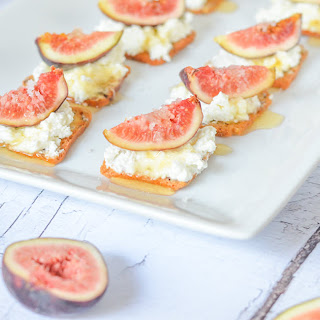 Salted Honey + Fig Crackers.