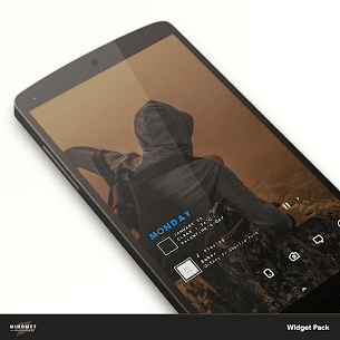 Minomet KWGT 1.2.5 Mod Android Updated 2