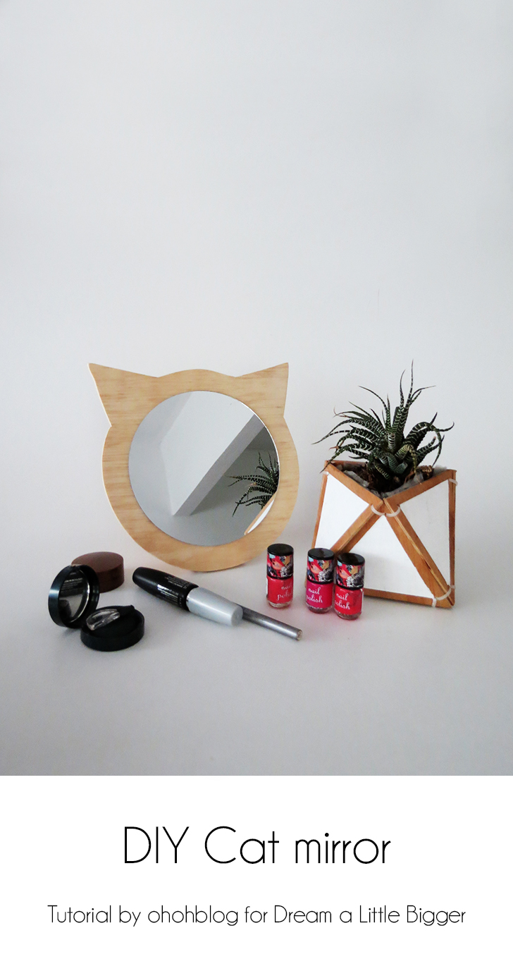 Animal Mirror: These 50 Woodworking Projects That Sell Online will help you make some money.