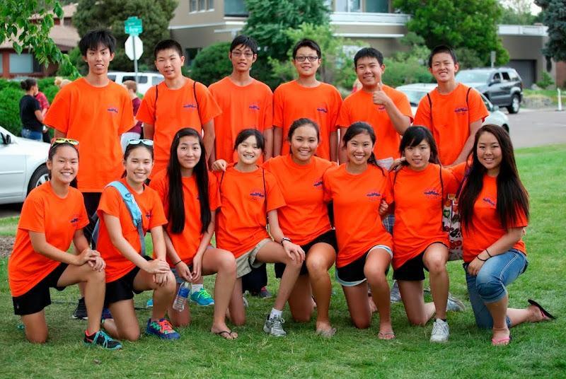 Photo: 2014 Dragon Boat Volunteers Team