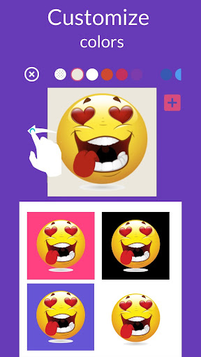 ud83dudc98 WhatsLov: Smileys of love, stickers and GIF 4.3.0 screenshots 8