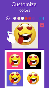 App ? WhatsLov: Smileys of love, stickers and GIF APK for Windows Phone