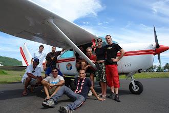 """Photo: Tahiti Skydive """"Maururu"""""""
