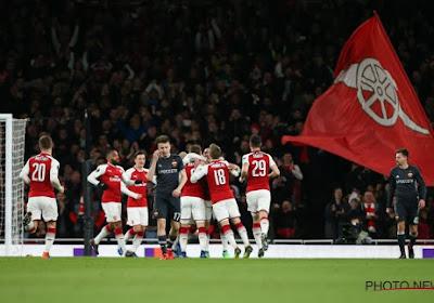 Voici les demi-finales d'Europa League : Arsenal-Atlético Madrid et Marseille-Salzbourg