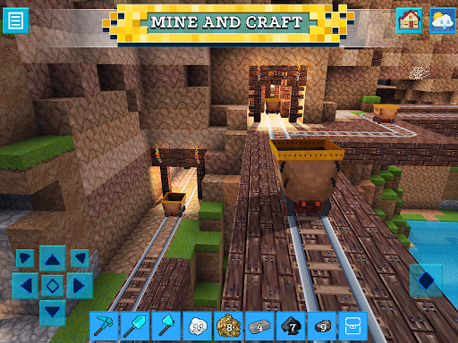 RealmCraft with Skins Export to Minecraft 3.9.2 screenshots 2