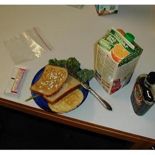 Peanut Butter Breakfast Bar.