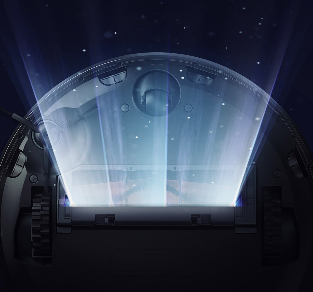 Máy hút bụi thông minh Roborock T4