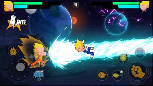 Super Dragon Stickman Battle - Warriors Fight 0.5.2 screenshots 4
