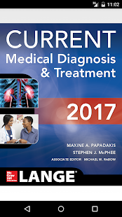 CURRENT Med Diag & Treat 2017- screenshot thumbnail