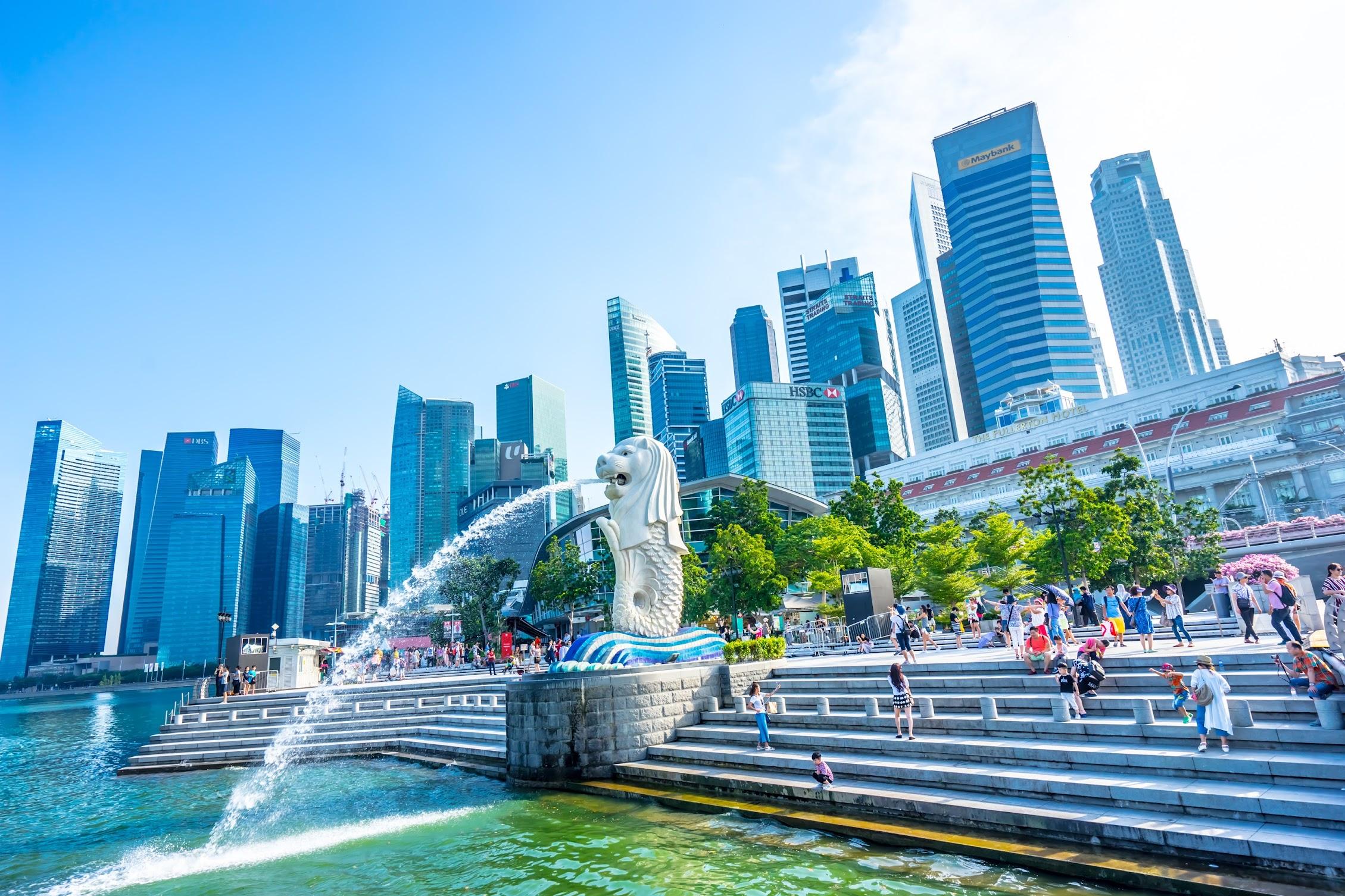 シンガポール フラトン・ホテル