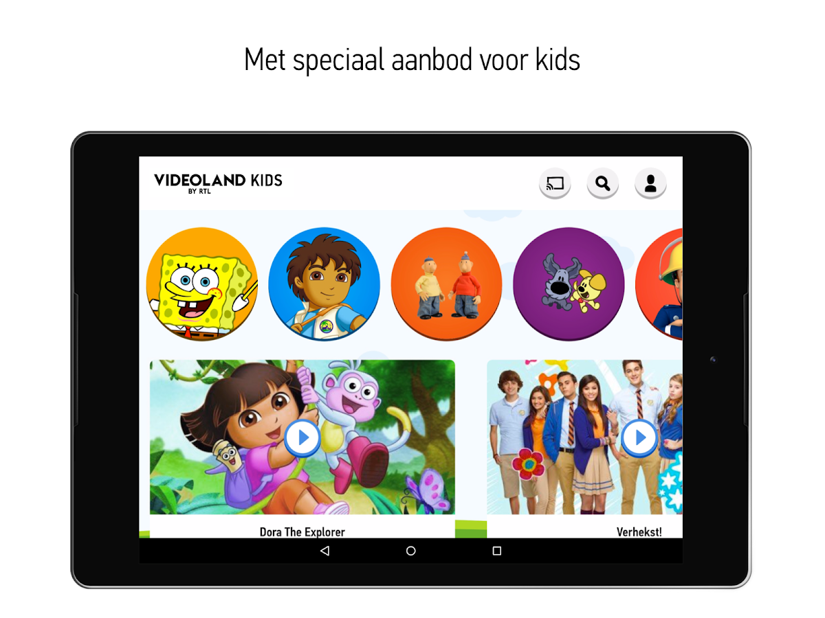 Videoland - Android-apps op Google Play