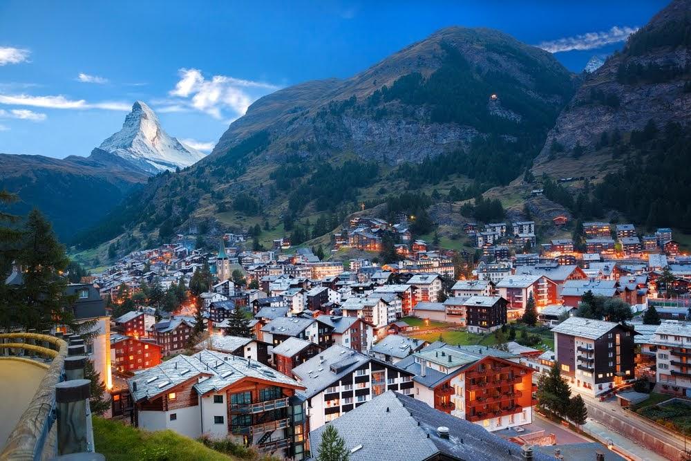 las mejores cosas que ver y hacer en Suiza