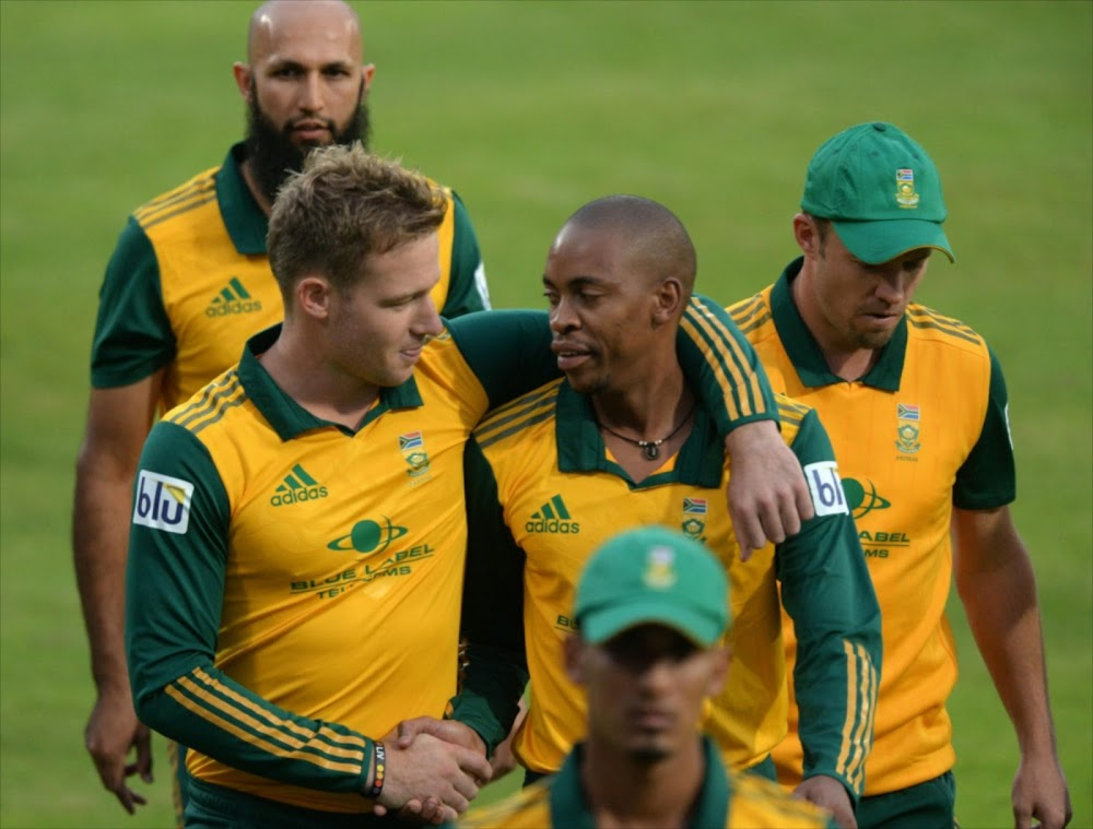 Phangiso reveals the responses he got when he questioned the huge difference in earnings in the Proteas - TimesLIVE