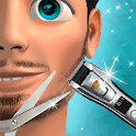Barber Shop Beard Hair Salon – Hair Cutting Games icon