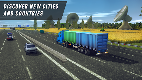 Truck World: Euro & American Tour (Simulator 2020) Apk Download For Android and Iphone 2