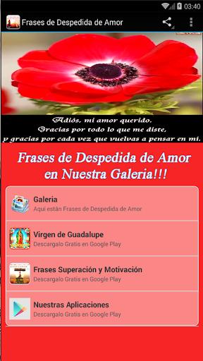 Download Frases De Despedida De Amor Google Play Softwares