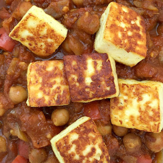 Slow Cooker Chickpea and Paneer Curry Recipe