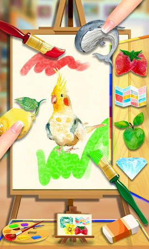 Artist Girl - Stylish Painter for PC