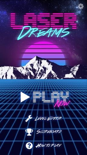 Laser Dreams - Brain Puzzle screenshot 5