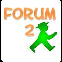Forum 2 go icon