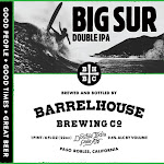 BarrelHouse Big Sur Double IPA
