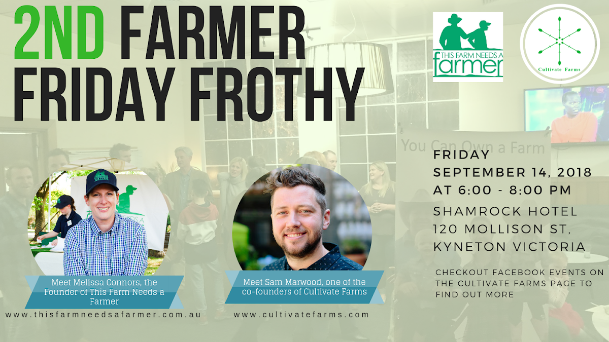 Second Farmer Friday Frothy