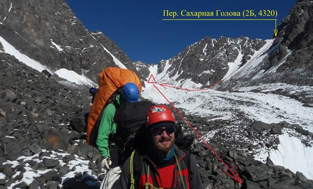 Отчет о горном спортивном походе четвёртой категории сложности по Киргизскому хребту