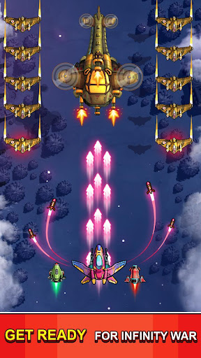 Strike Force - Arcade shooter - Shoot 'em up 1.5.4 screenshots 2