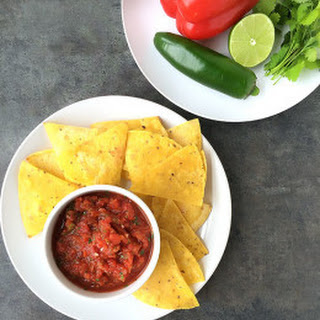 Homemade Salsa.