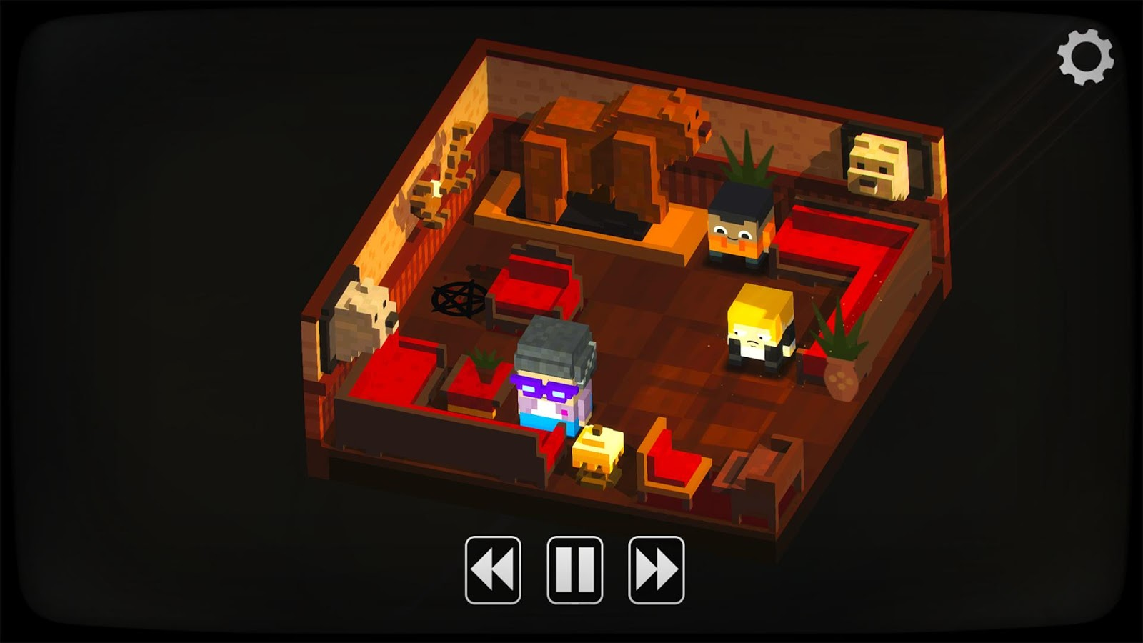 Slayaway Camp- screenshot