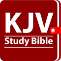 KJV Study Bible -Offline Bible Study Free icon