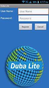 DubaLite screenshot 1