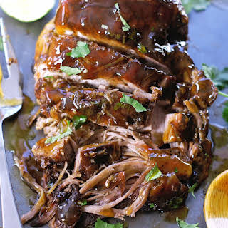 Slow Cooker Asian Pork Roast.