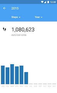 Runtastic Me: Activity Tracker Screenshot 4