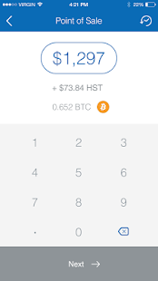 CoinPayments- screenshot thumbnail